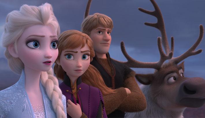 La reine des neiges 2 Poster