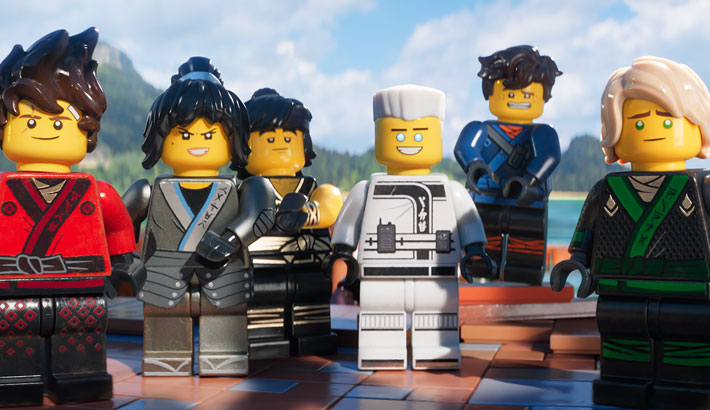 LEGO NINJAGO : Le film Poster