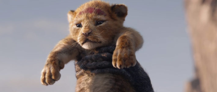 The Lion King - Teaser Trailer Poster
