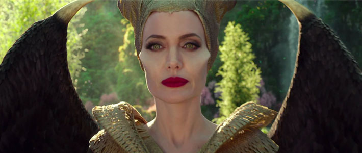 'Maleficent: Mistress of Evil' Trailer Movie Poster