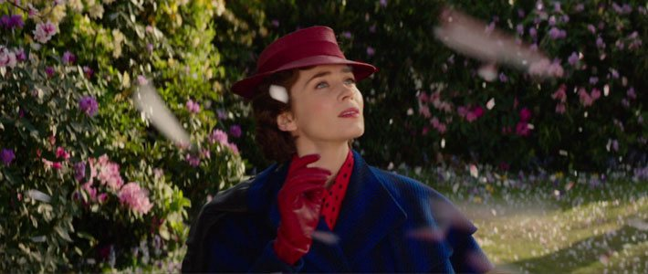 'Mary Poppins Returns' Trailer Movie Poster