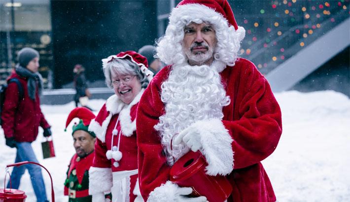 Méchant Père Noël 2 Poster