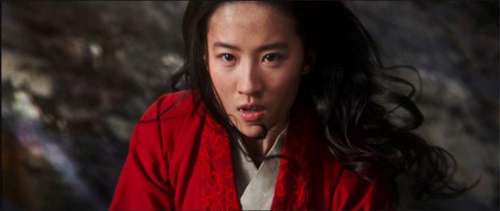 'Mulan' Trailer Movie Poster