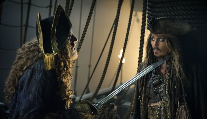 Pirates des Caraïbes : Les morts ne racontent pas d'histoires