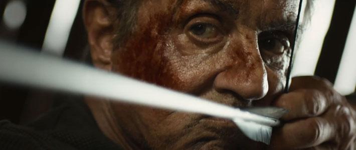 'Rambo: Last Blood' Trailer Poster