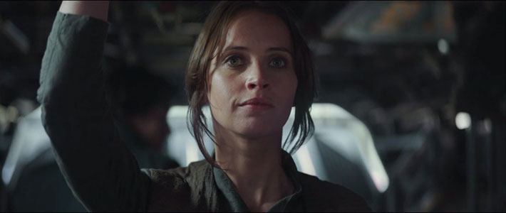 Rogue One: A Star Wars Story - Official Trailer 2 Movie Poster