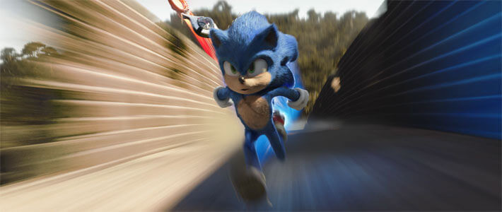 Sonic the Hedgehog - Now Playing