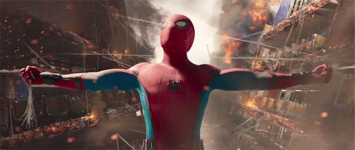Spider-Man: Homecoming - Official Trailer 2 Poster