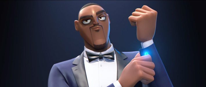 Spies in Disguise - Trailer #1 Movie Poster