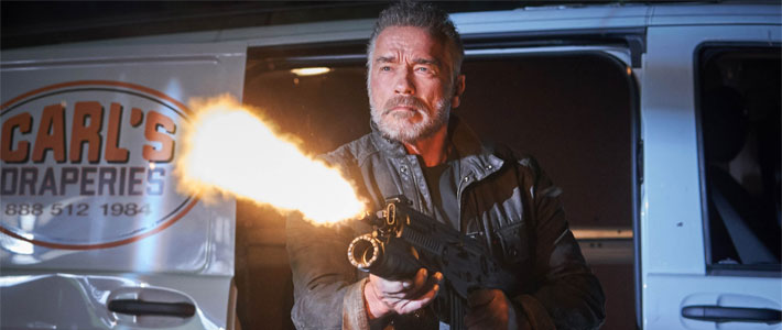 Terminator: Dark Fate - Teaser Trailer Poster