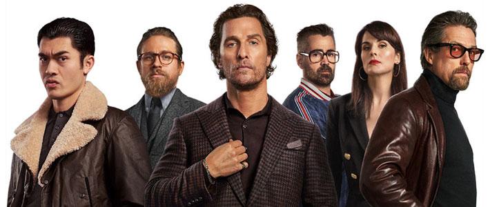 The Gentlemen - Now on Digital Movie Poster