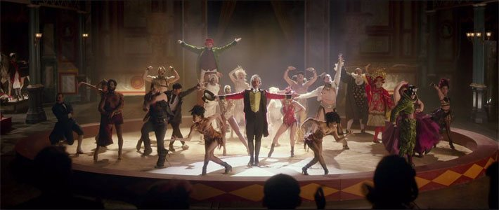 The Greatest Showman - Trailer #1 Poster
