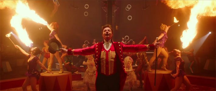 The Greatest Showman - Trailer #2 Movie Poster