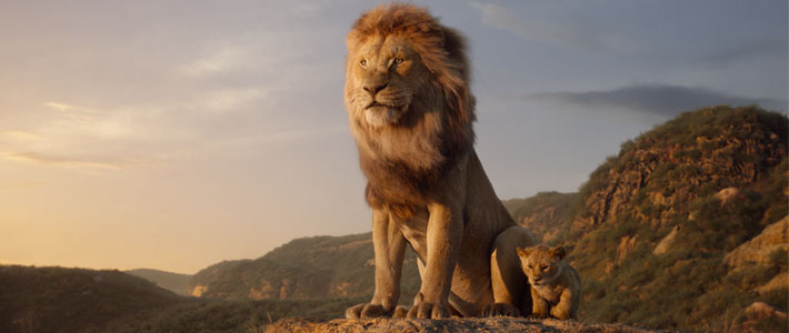 The Lion King - New Trailer Movie Poster