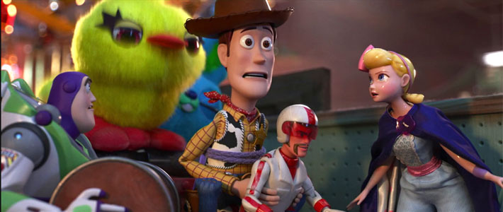 Toy Story 4 - Final Trailer Movie Poster