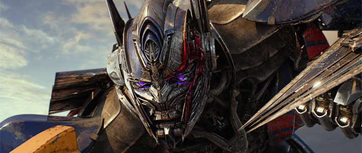 Transformers: The Last Knight Movie Poster