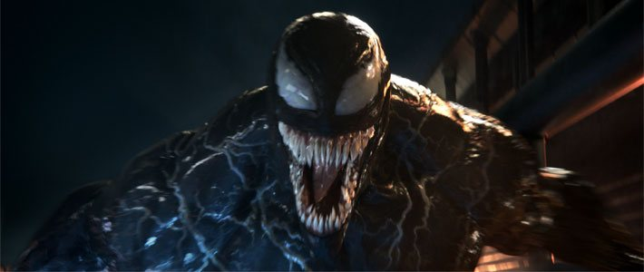 Venom - Teaser Trailer Poster