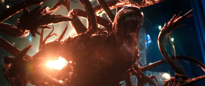 VENOM: LET THERE BE CARNAGE Trailer Movie Poster