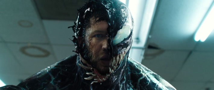 'Venom' Trailer #2 Movie Poster