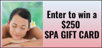 $250 SPA GIFT CARD Contest