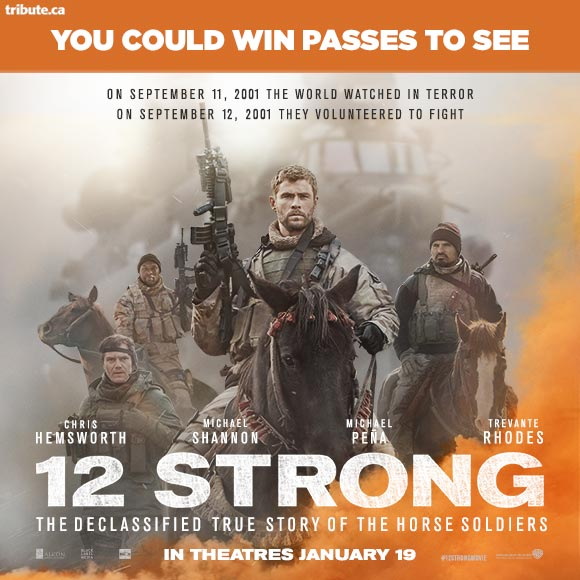 12 Strong Pass contest