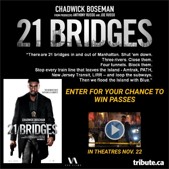 21 BRIDGES Pass contest