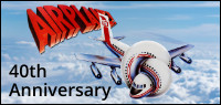 40Th ANNIVERSARY AIRPLANE On Blu-Ray Contest
