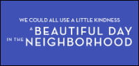 A BEAUTIFUL DAY IN THE NEIGHBORHOOD Blu-Ray Contest