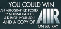 Enter to win an autographed poster by Norman Reedus and Djimon Hounsou and a copy of the Blu-ray