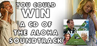 Win a CD of the ALOHA soundtrack