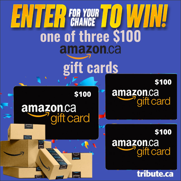 Enter for your chance to Win an Amazon $100 Gift Card for the Holidays