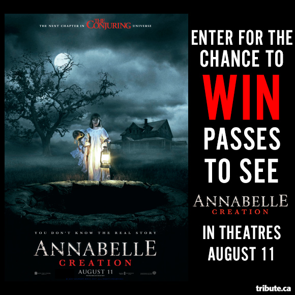 Annabelle Creation Pass contest