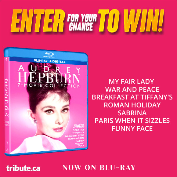 Audrey Hepburn 7 Movie Collection on Blu-ray