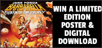 Enter for your chance to win a Limited Edition poster of