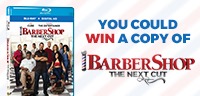Enter to win a copy of Barbershop: The Next Cut on Blu-ray™