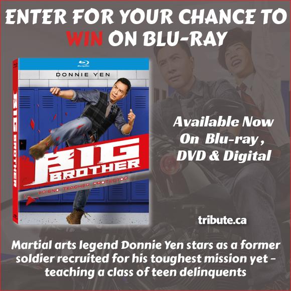 BIG BROTHER Blu-ray contest