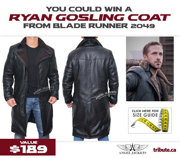 Blade Runner Coat contest