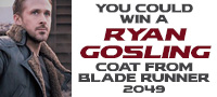 Enter to WIN your chance at a Bladerunner coat.
