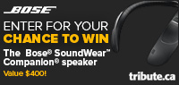 Bose SoundWear Companion speaker contest