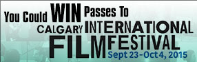 Win Calgary International Film Festival Passes plus access to the CIFF galas (subject to capacity)