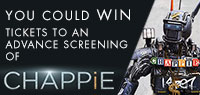 Win Advance Screening tickets to see Chappie
