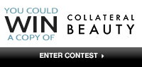 Enter to win a copy of Collateral Beauty on Blu-ray