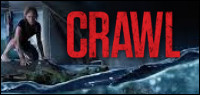 "Enter for you chance to win ""CRAWL"" on Blu-ray. Now on Blu-ray & Digital."