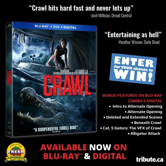 CRAWL Blu-ray contest