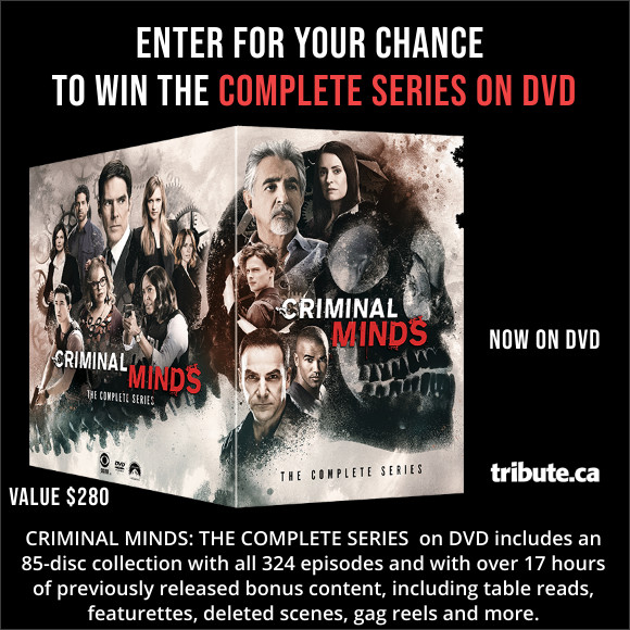 Criminal Minds the Complete Series on DVD