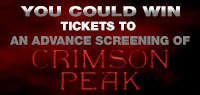 Win Advance Screening Passes to see Crimson Peak