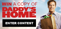 Enter to win a copy of Daddy's Home on Blu-ray Combo Pack