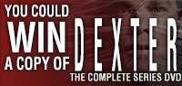 Enter to win Dexter Complete Series DVD Pack
