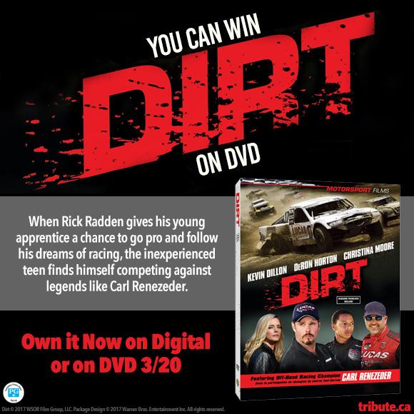 DIRT DVD contest
