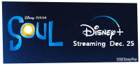 Enter to win a Disney+ Subscription for a year and a SOUL Prize Pack. SOUL premieres December 25th streaming only on Disney+.